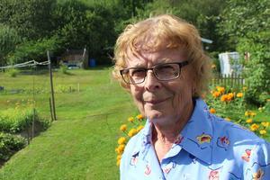 Lilian Persson är erfaren inom odling.
