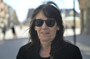 Lena Johansson, 63 år, undersköterska, Sundsvall.