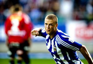 Ragnar Sigurdsson satte ordentligt avtryck i IFK Göteborg under sina 4,5 år i klubben. Bild: Adam Ihse/TT.