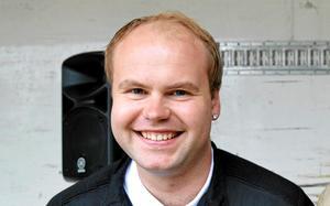Christian Kaddik, socialdemokrat i Borlänge.