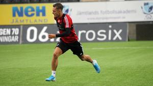 Felix Hörberg säger att han kommer behöva lite tid innan han kan nå sin högsta nivå.