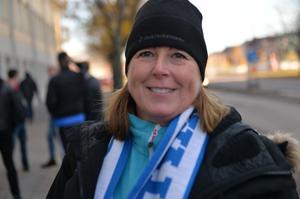 Stina Larsson.