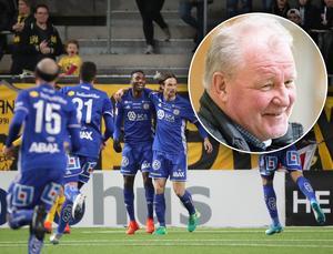 GIF Sundsvalls ordförande Johan Nikula. Bild: TT Nyhetsbyrån/Eric Westlund.