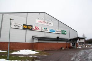 Hallsta arena är platsen för vårloppisen.