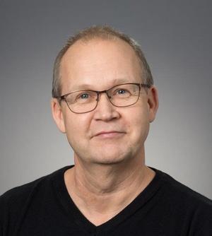 Anders Hjärtedal, projektledare Trafikverket. Foto: Privat.