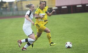 Ellika Persson har varit en av de starkast drivande spelarna i LIF.