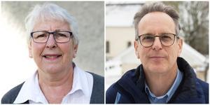 Birgit Jahnson hade en tanke på att ifrågasätta förtroendet för Lasse Wiklund och kyrkorådet. Så blev det inte.