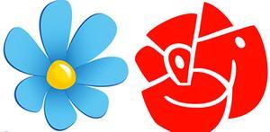 Nej. Bli kär i en sverigedemokrat är inte okej, anser Socialdemokratrna i Hudiksvall. Fotomontage