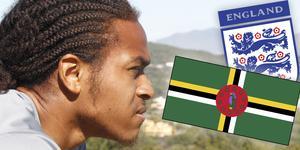 Francis Baptiste har två landslag att välja mellan – ett av dem vill ta ut honom redan nu.