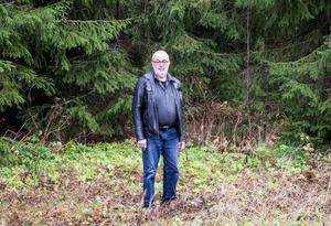 """""""Jag blev apatisk, grubblade på om jag någonsin skulle bli helt återställd. Tänk om jag aldrig skulle få komma ut i skogen igen, men jag har fått en ny chans"""" säger Ove Stadig."""