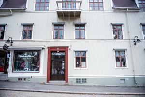 Från överstan till längst ned på Storgatan. Här ligger Big Street Tattoos nya lokaler.