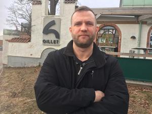 Krögaren Jesper Rådbrink.