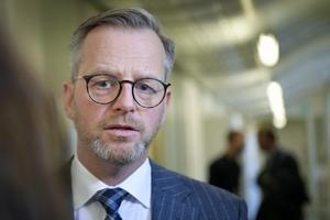 Inrikesminister Mikael Damberg (S) vill ge Tullen utökade befogenheter mot internationella stöldligor. Arkivbild