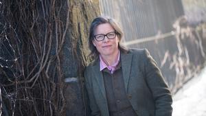 Författaren Lena Andersson gästar Nynäshamns bibliotek den 10 oktober. Foto: Fredrik Sandberg