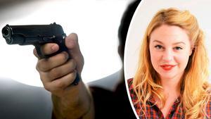 Krönikören Isobel Hadley-Kamptz är liberal skribent och författare. Montage.