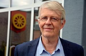 Stefan Wallsten räknar med att översiktsplanen kommer att revideras 2019.