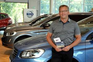 Ulf Zetterström, vd för Bilbolaget personbilar.