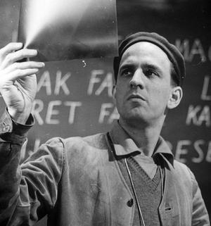 Ingmar Bergman-året firas även i böckernas värld. Bild: TT