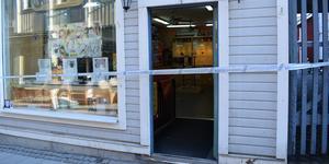 Guldfynd i Norrtälje rånades tisdag i förra veckan.