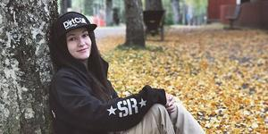 My Eriksson överlevde tumören i matstrupen  men livet har förändrats mycket efter operationen. Foto: Privat