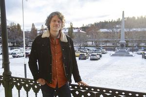 Pär Engman har spelat i Söderhamn många gånger, bland annat under Vinterkalaset på SM-veckan, då scenen också var på Rådhustorget.