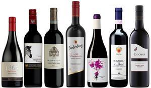 Sju bra röda val bland december månads nya viner i det fasta sortimentet. Bild: Sune Liljevall