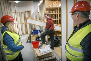 Till påsk flyttar Naturvårdsverket hela sitt arkiv till nybyggda lokaler på campus i Östersund.