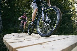 Åre Destination vill göra Åre Björnen till ett nav för crosscountry, både  för cykel på sommaren och  för längdskidor på vintern.