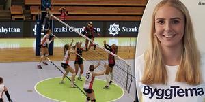 Sofia Stiernström byter sida – från Lidnesberg Volley till Örebro Volley. Foto: Örebro Volley
