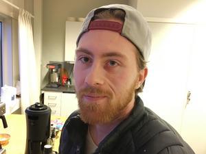 Andreas Söderberg, 22, hockeyspelare i Timrå IK