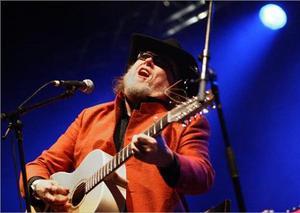 Clas Yngström inleder vårens jazzprogram i Borlänge med en konsert tillsammans med Tuna Brass. Temat för kvällen är Jimi Hendrix. Foto: Arkivbild