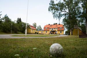 Detta hus var platsen där Basta kom till och startade sin verksamhet.
