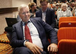 Holländaren René Snel driver företaget Undvaris BV och finansierar projektet Lake resort Bergslagen.