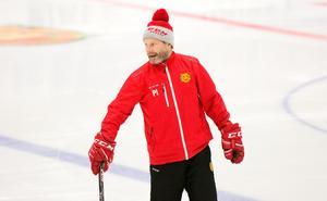 Peter Iversen är både sportchef om målvaktstränare i Mora IK.