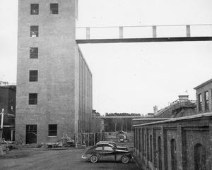 Foto: Arkivbild. Den tidigare sulfitfabriken i Strömsbruk står nu inför en sanering, sedan giftiga ämnen uppmätts i marken.
