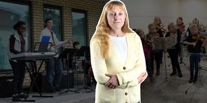 Kulturskolan finns med överallt i samhället, menar ST:s kulturredaktör, Susanne Holmlund. Montage: Robin Brinck