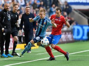 Anton Wede har bland annat tillhört Elfsborg, Falkenberg samt Helsingborg där han hade Henrik Larsson som tränare. Foto: Anders Wiklund / TT