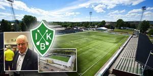 IK Brage jobbar för att byta ut Domnarvsvallen mot en helt ny arena.