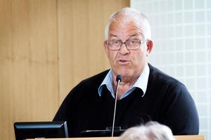 Benny Engberg (BP) är nöjd att äntligen få ingå i den styrande majoriteten.