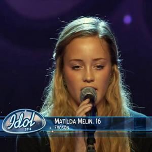 Matilda Melin.Foto: TV4