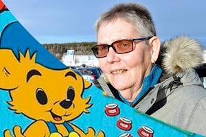 Anita Stens, +60 år, pensionär, Nacksta: