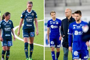 Skattebetalarna ska inte finansiera idrottsklubbarnas verksamheter, menar skribenten. Bild: Petter Öhrling & Adam Ihse/TT