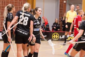 Matilda Henriksson tryckte in 4–6-reduceringen med fyra minuter kvar. Närmare än så kom inte Västerås IBS.