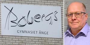 Per Håkansson blir från och med årsskiftet ny rektor för Bobergsgymnasiet i Ånge.