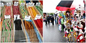 140 försäljare finns på plats i Nykvarns centrum på söndag mellan klockan 9 och 16 för traditionella Turinge marknad. Marknaden anordnas nu för tredje gången efter uppehållet 2014–2015.
