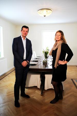 Sofia och Johan Brinkeborn.