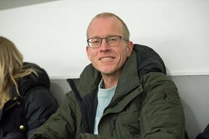 Lars Törmä, 50 år,  försäkringstjänsteman, Örnsköldsvik.