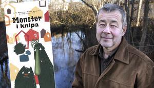 Kalle Güettler är en av författarna bakom boken