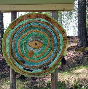 Sigrid Norman: Skogen.