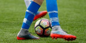 Snart sparkar fotbollssäsongen i gång. Foto: Terje Pedersen